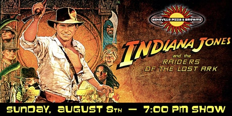 INDIANA JONES & THE RAIDERS OF THE LOST ARK tickets