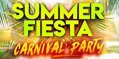 SUMMER FIESTA CARNIVAL PARTY tickets
