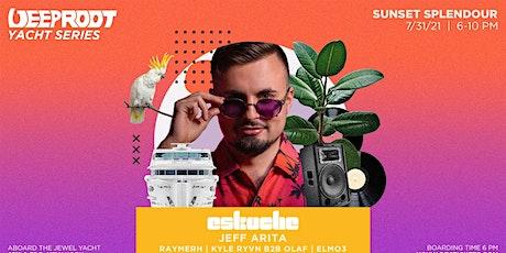 Sunset Splendour Yacht Party ft. Eskuche | July 31st THE JEWEL tickets