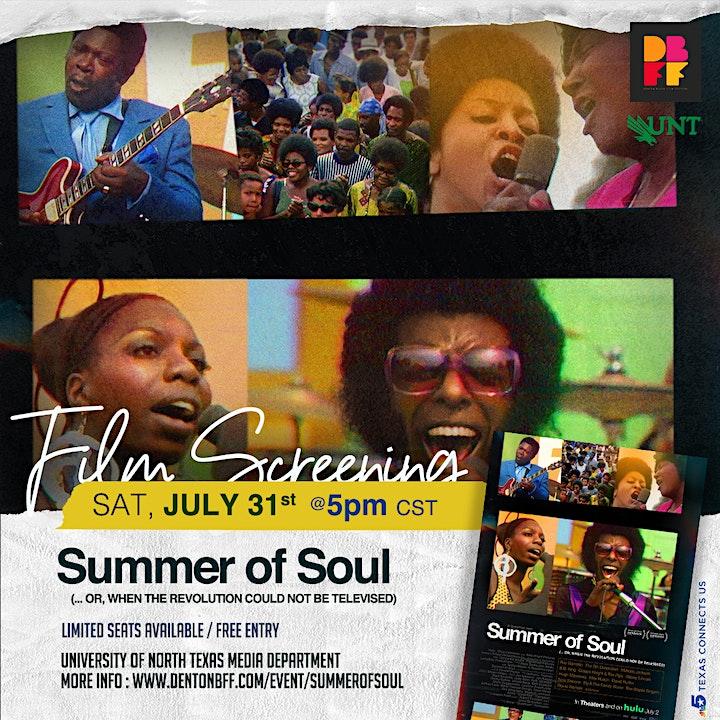 Film Screening: Questlove's Summer of Soul image