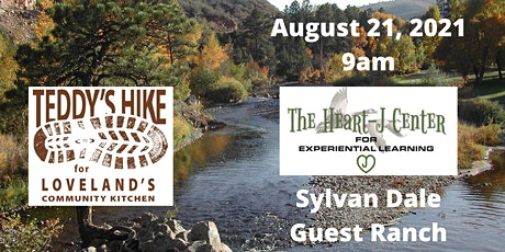 Teddy's Hike for the Community Kitchen 2021 tickets