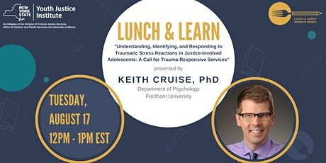 YJI Lunch & Learn with Dr. Keith Cruise tickets