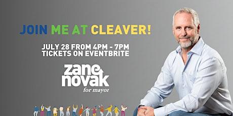 Zane4Mayor Cocktail Fundraiser. tickets