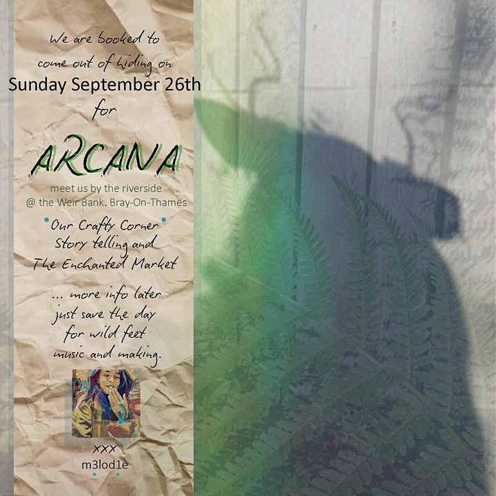 Once Upon a Bus and The Enchanted Market present Arcana 21 image