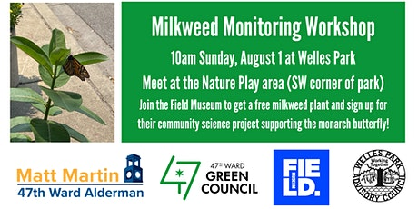 Save the Monarch Butterfly! Milkweed Monitoring Workshop tickets