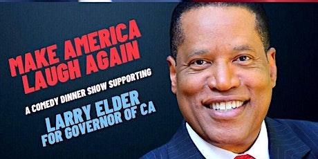 Larry Elder for the Win! Fundraiser tickets