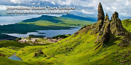 Isle of Skye and the Highlands Weekend Trip G2: 2-3 Oct tickets