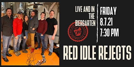 Red Idle Rejects Live @ The Big Ash Biergarten tickets