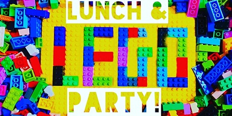 Kids Lunch & Lego Party! tickets