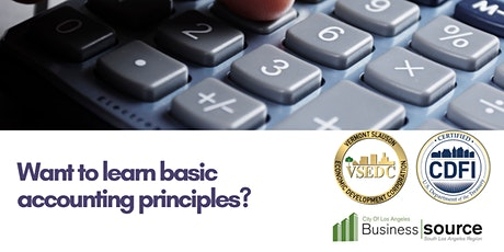 Understanding Basic Accounting and Bookkeeping for Small Business Owners tickets