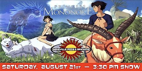STUDIO GHIBLI - PRINCESS MONONOKE tickets