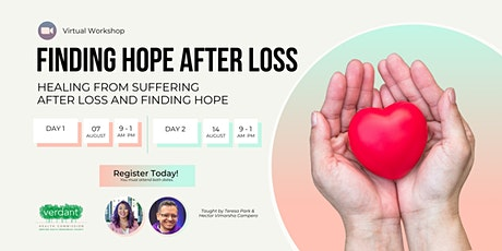 VIRTUAL-Finding Hope after Loss tickets