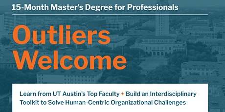 HDO Master's Degree Information Session: Online tickets