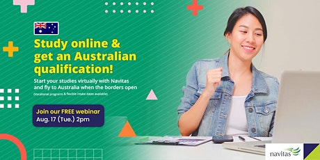 Study, work, and live in Australia with Navitas tickets