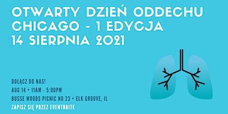 Otwarty Dzień Oddechu - Chicago 2021 / Open Day of  Breath at Chicago 2021 tickets