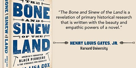 The Bone and Sinew of the Land tickets