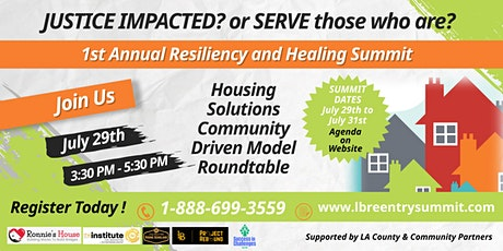 Housing Solutions Community Driven Models tickets