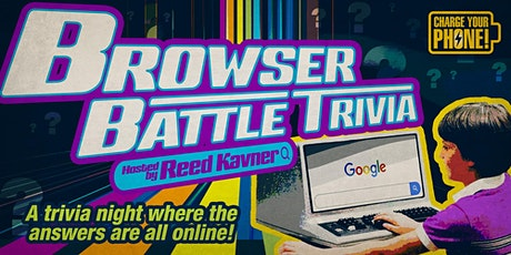 Browser Battle Trivia tickets