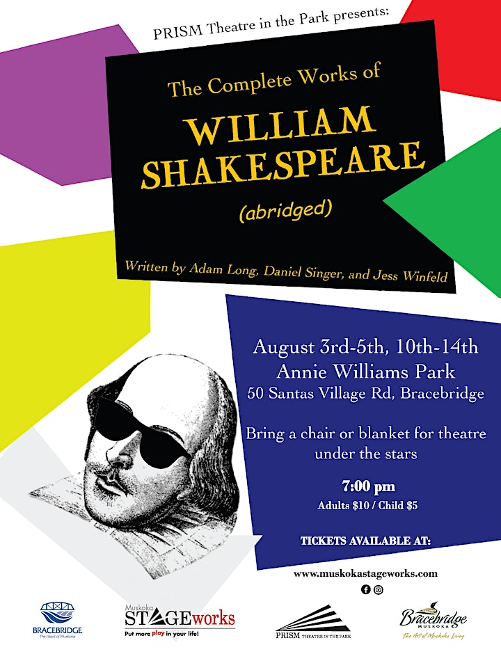 The Complete Works of William Shakespeare (abridged) image