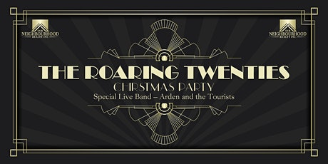 *SAVE THE DATE* ONR's Roaring Twenties Christmas Party tickets