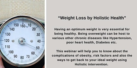 Weight Loss by Holistic Health tickets