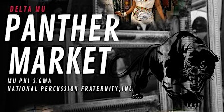 Panther Market (Black Owned Business Pop-Up Shop) tickets