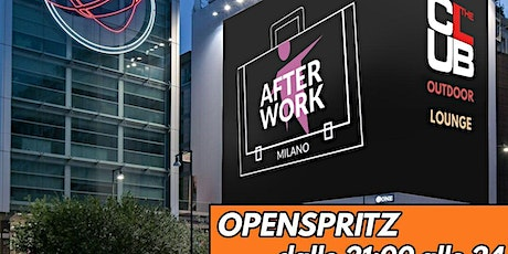 OPENSPRITZ IN MOSCOVA | The Club Milano info +393382724181 tickets
