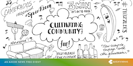 Cultivating Community tickets