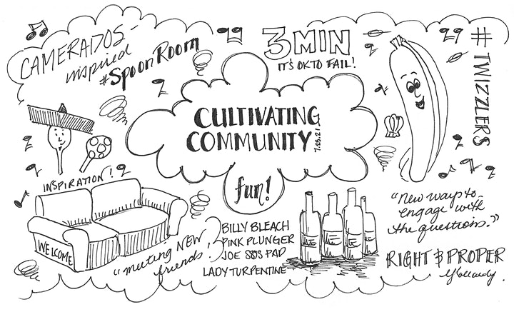 Cultivating Community image