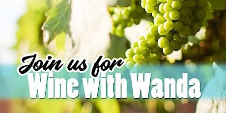 Wine with Wanda Membership Event tickets