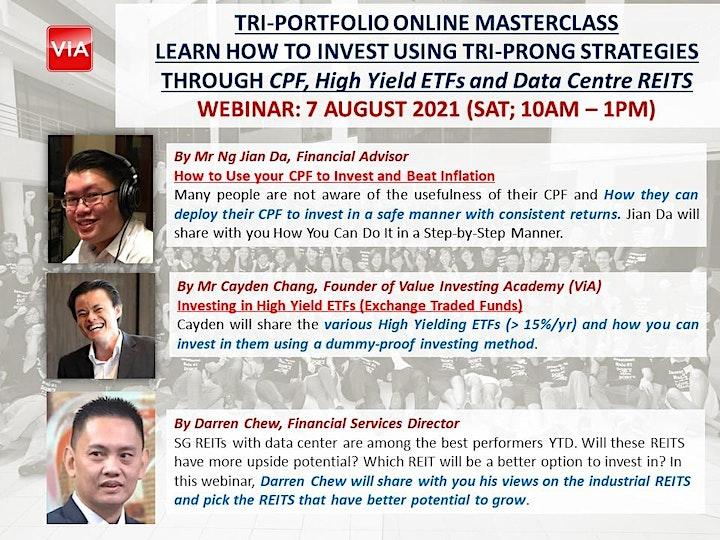 Tri-Portfolio Online Masterclass image