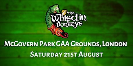 The Whistlin' Donkeys - McGovern Park GAA Grounds, London tickets