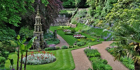 Unforgettable Gardens - Plantation Garden, Norwich tickets