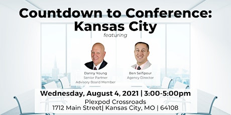 Countdown to Conference: Kansas City tickets
