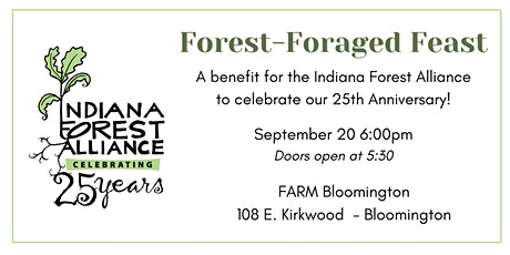 2021Forest-Foraged Feast tickets