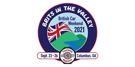 Brits in the Valley tickets