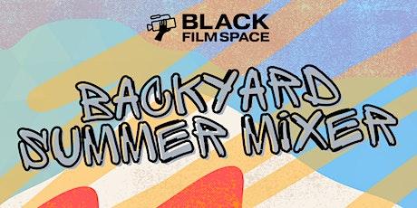 Black Film Space Backyard Summer Mixer tickets