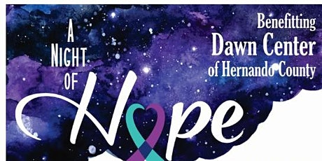 A Night of Hope tickets