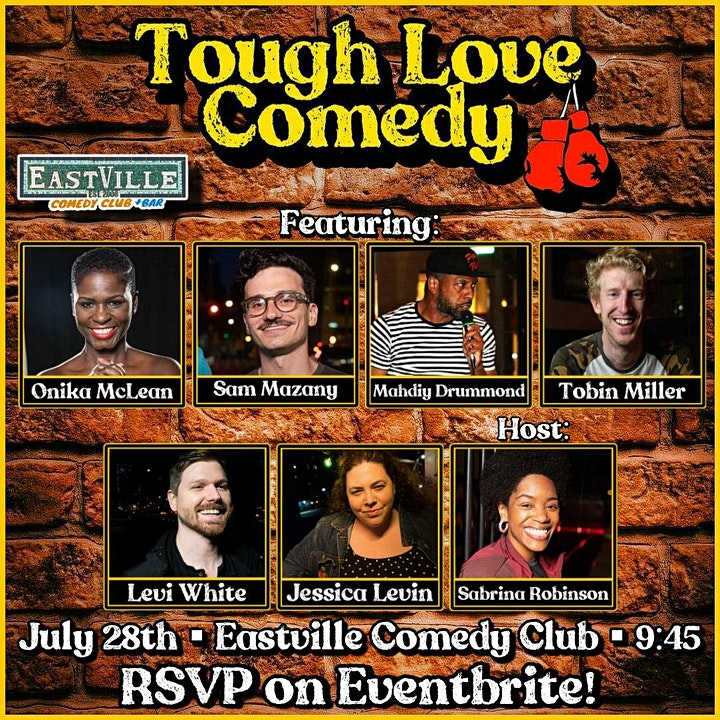 FREE Live Comedy @ Brooklyn's Only Comedy Club [Stand Up Comedy] image