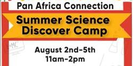 Summer Science Discovery tickets