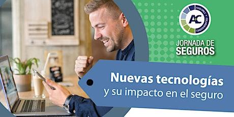 Webinar | Nuevas tecnologías y su impacto en el seguro entradas