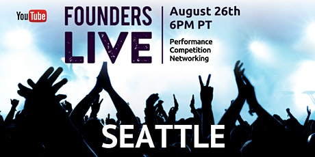Founders Live Seattle HYBRID Experience tickets