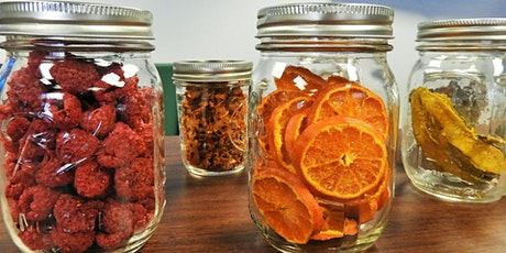 Preserve at Home: Dehydrated Foods tickets