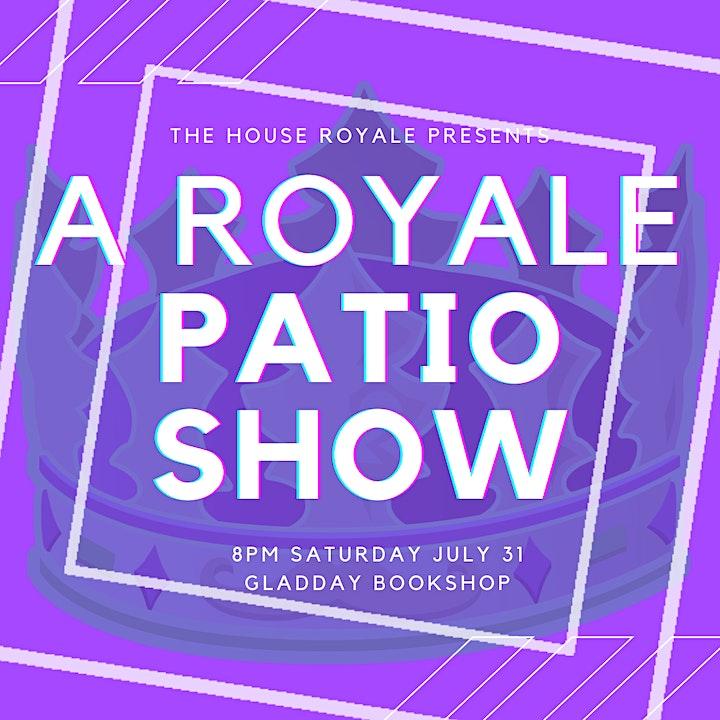 A Royale Patio Show image