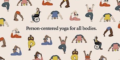 Free taster yoga session @  The scissors of Oz - Peckham tickets