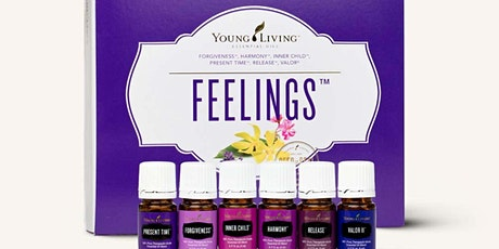 Using Essential Oils to Build Self-Confidence tickets