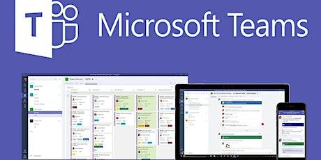 Talks Tech: Microsoft Teams for Nonprofits tickets
