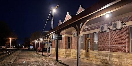 Paranormal fundraiser investigations in Vinton, Iowa tickets