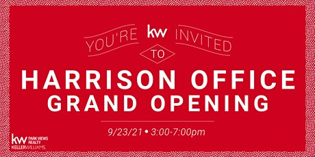 Keller Williams Park Views Harrison Office Grand Opening tickets