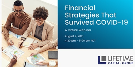 Financial Strategies that Survived COVID-19 tickets